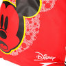 Disney Mickey Mouse Wet Kit Bag-Red / Black