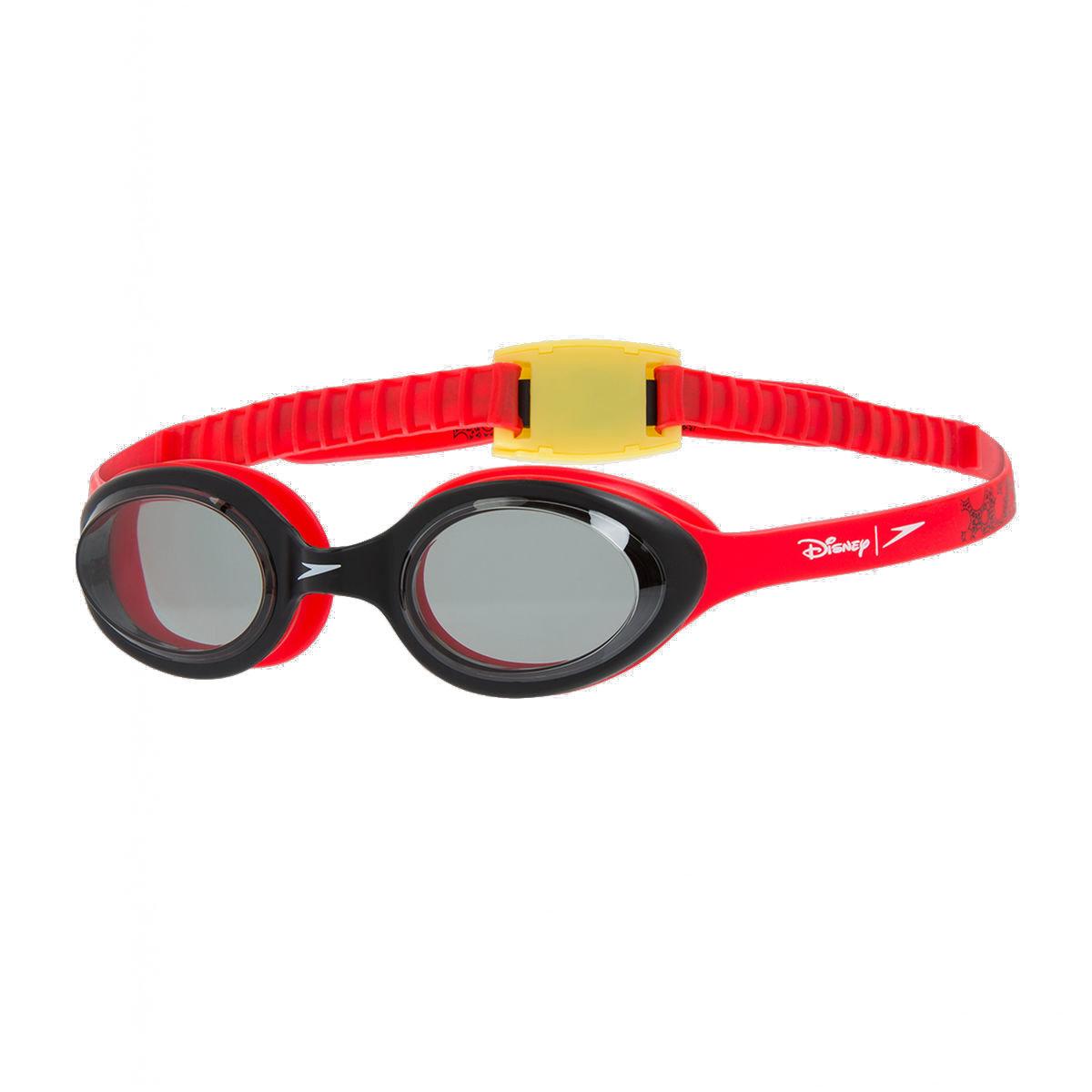 Junior's Disney Mickey Mouse Illusion Goggle-Lava Red / Black
