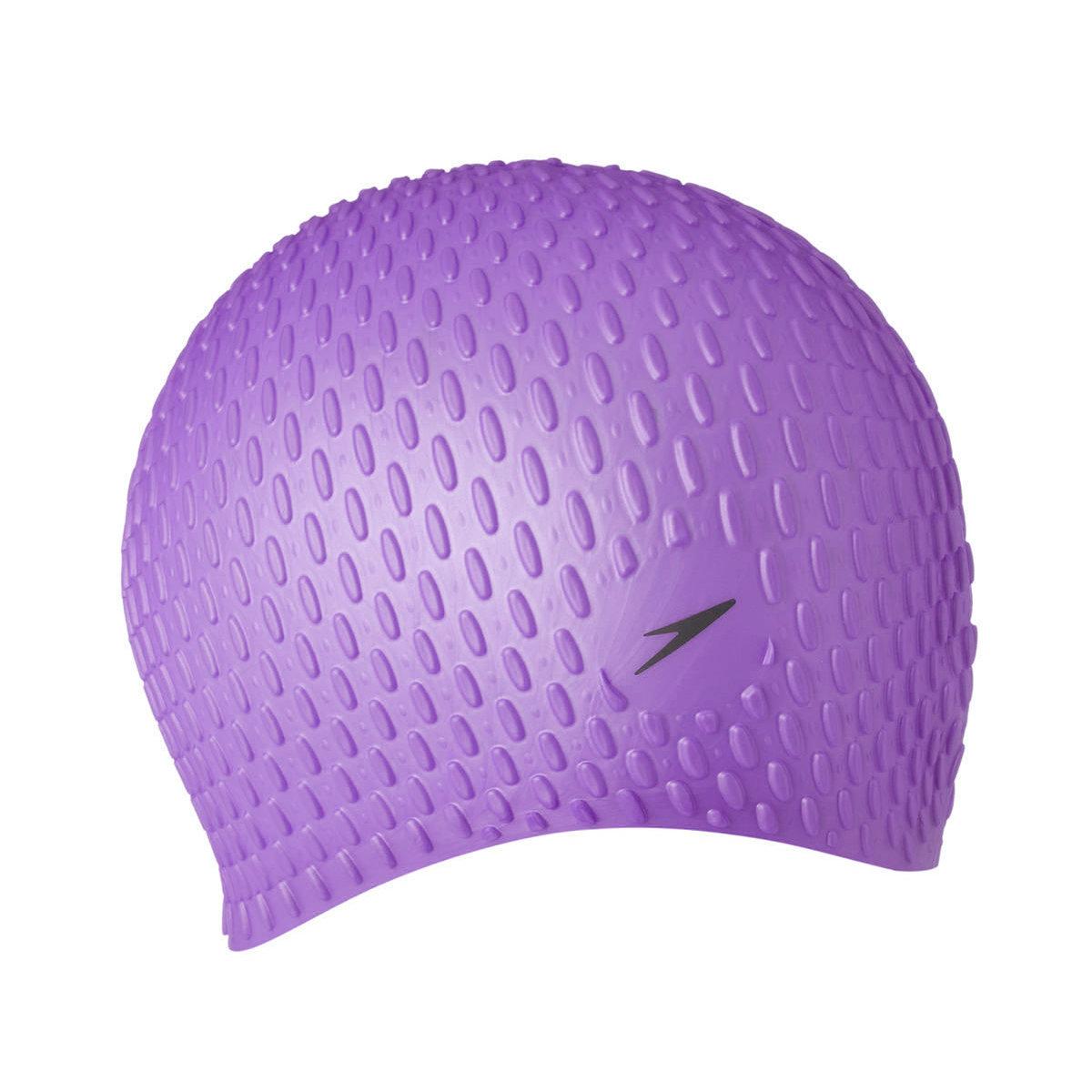 Bubble Cap (Suitable for Long Hair)-Purple