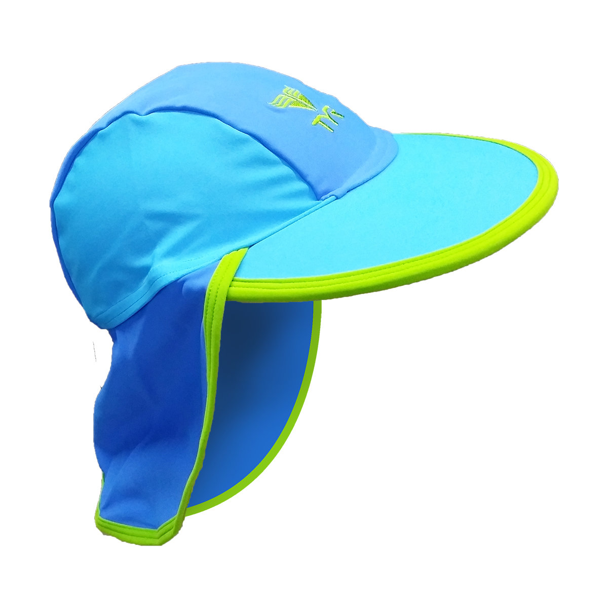 Child's Sun Protection Hat-Blue