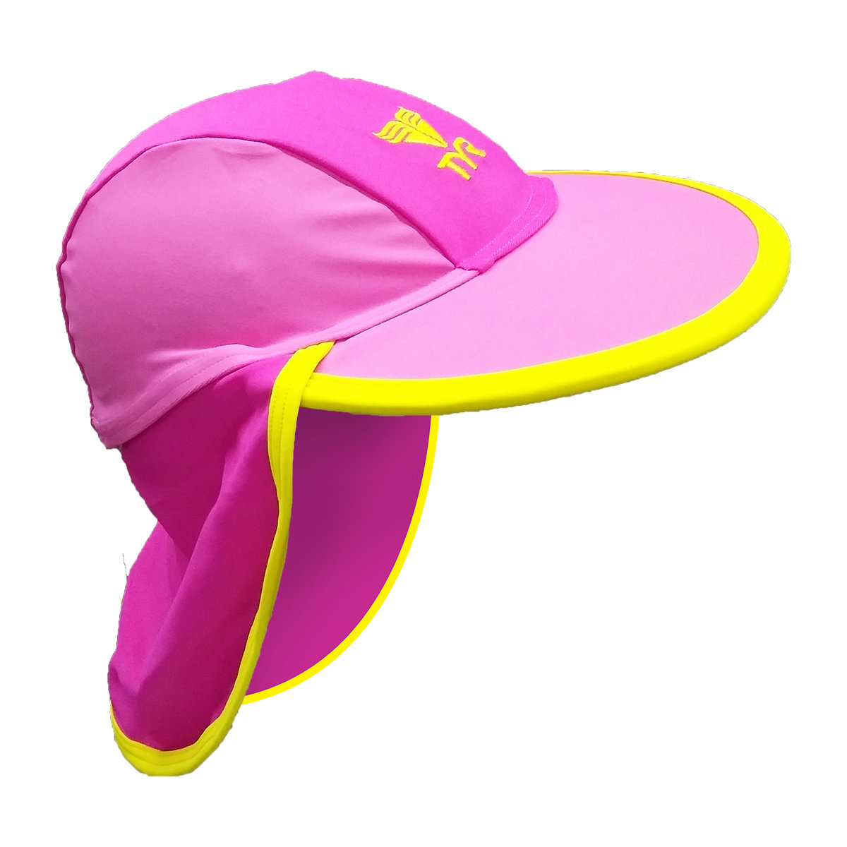 Child's Sun Protection Hat-Pink