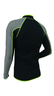 1.5mm Adult Sun Protection & Thermal Jacket-Black