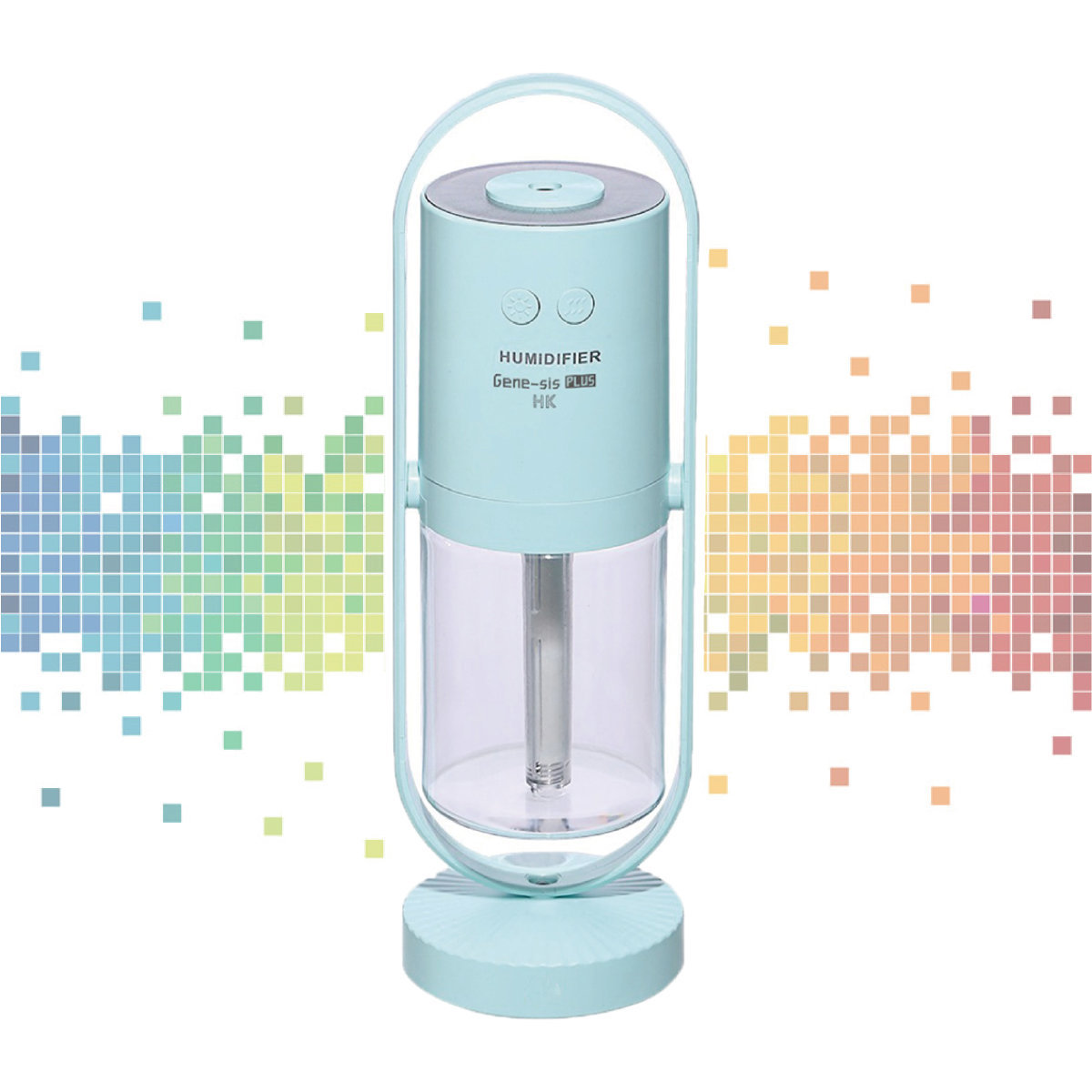 Gene-sis PLUS 2 Gen Wireless Humidifier - Light Blue