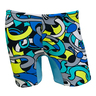 Junior Trunk - Abstract-Light Blue