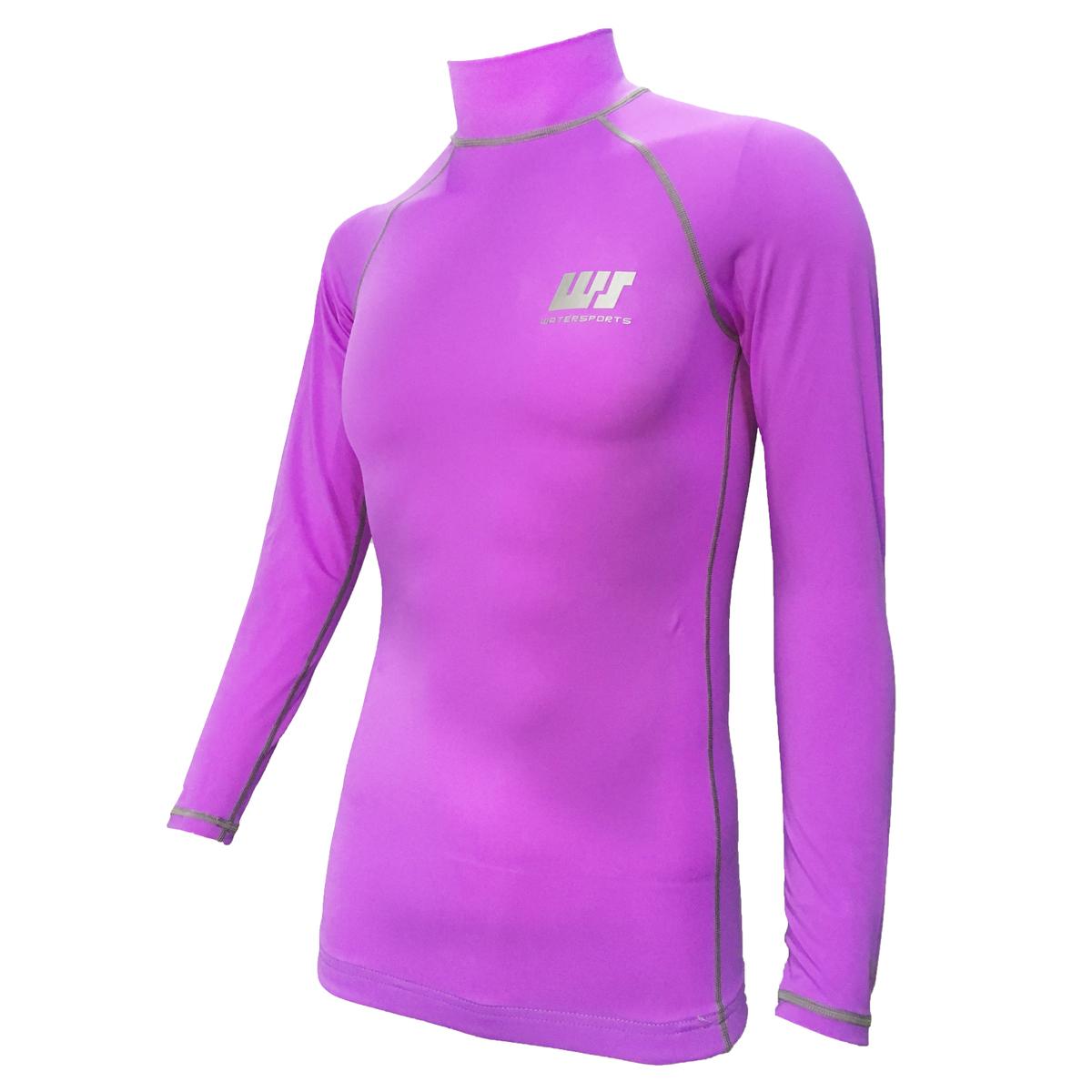Adult's Sun Protection Top - Purple