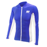 Adult's Sun Protection Jacket - Blue