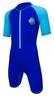 小童防曬連身衣 - 藍
