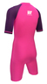 Child's Sun Protection Suit - Purple