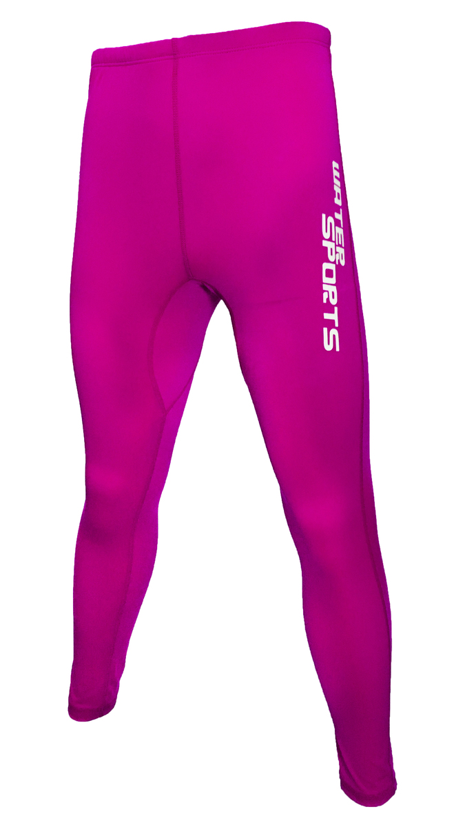 Child's Sun Protection Tights - Pink