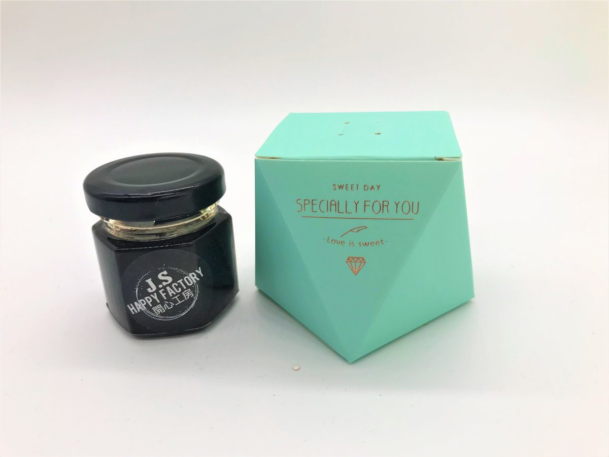 lemon with old tangerine peel and rock sugar 50g  gift packing (Baby Blue).106