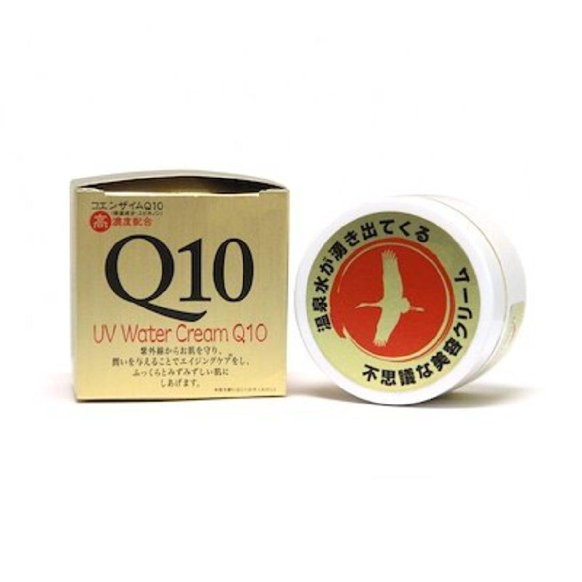 Hokkaido Q10 UV Water Cream 80g   (130)