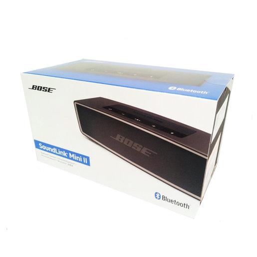 SoundLink mini II 無線藍牙喇叭碳黑色 -平衡進口貨