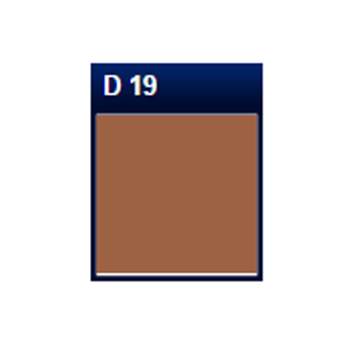 Derma Color Camouflage Fluid 30ml #D19 - (Authorised Goods)
