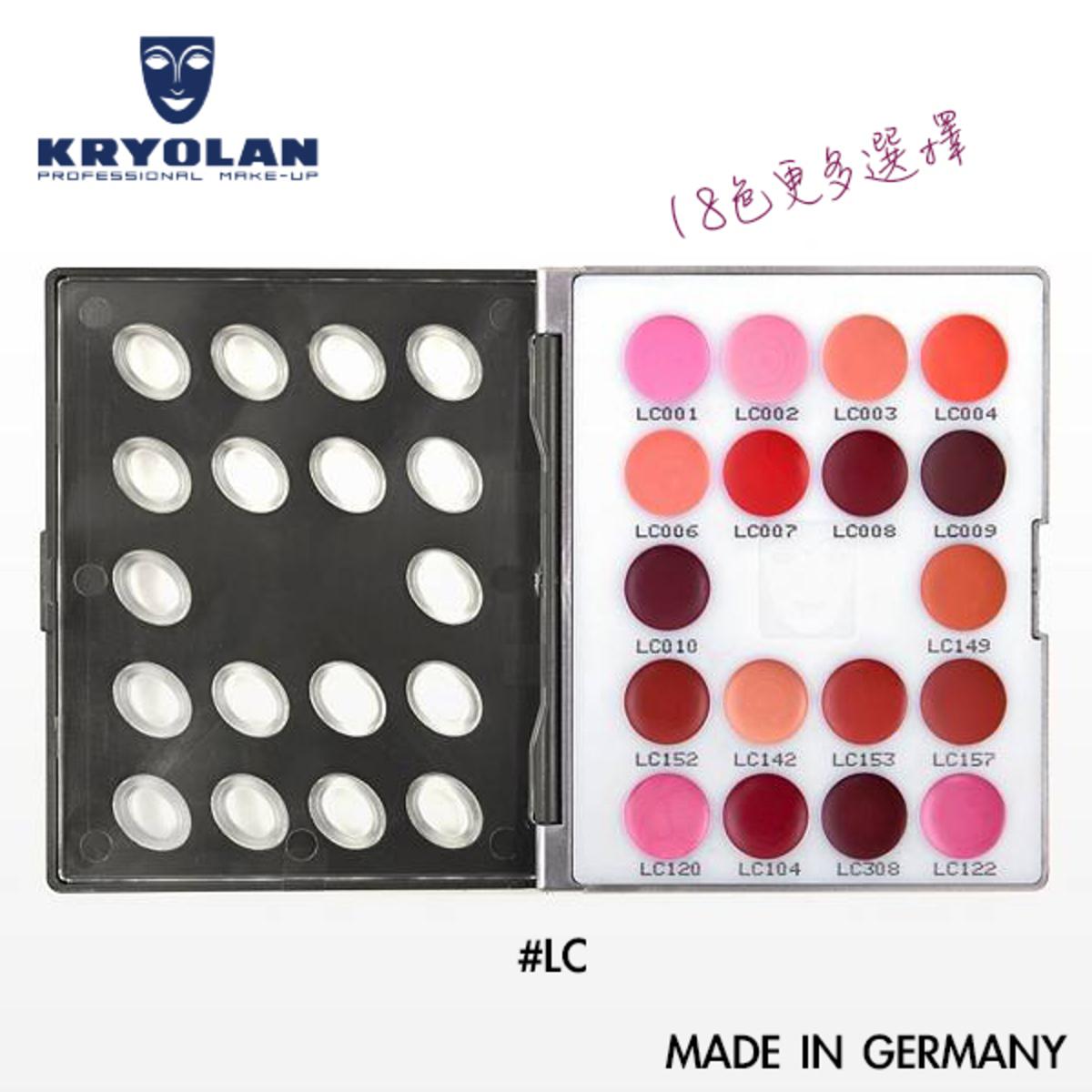 Lip Rouge Mini-palette 18 #LC - (Authorised Goods)