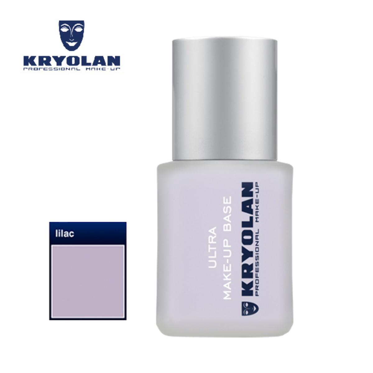Ultra Make-up Base - #Lilac 30ml - (Authorised Goods)