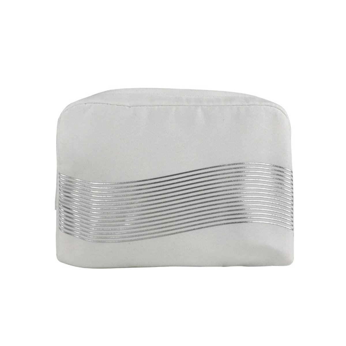 白色化妝袋