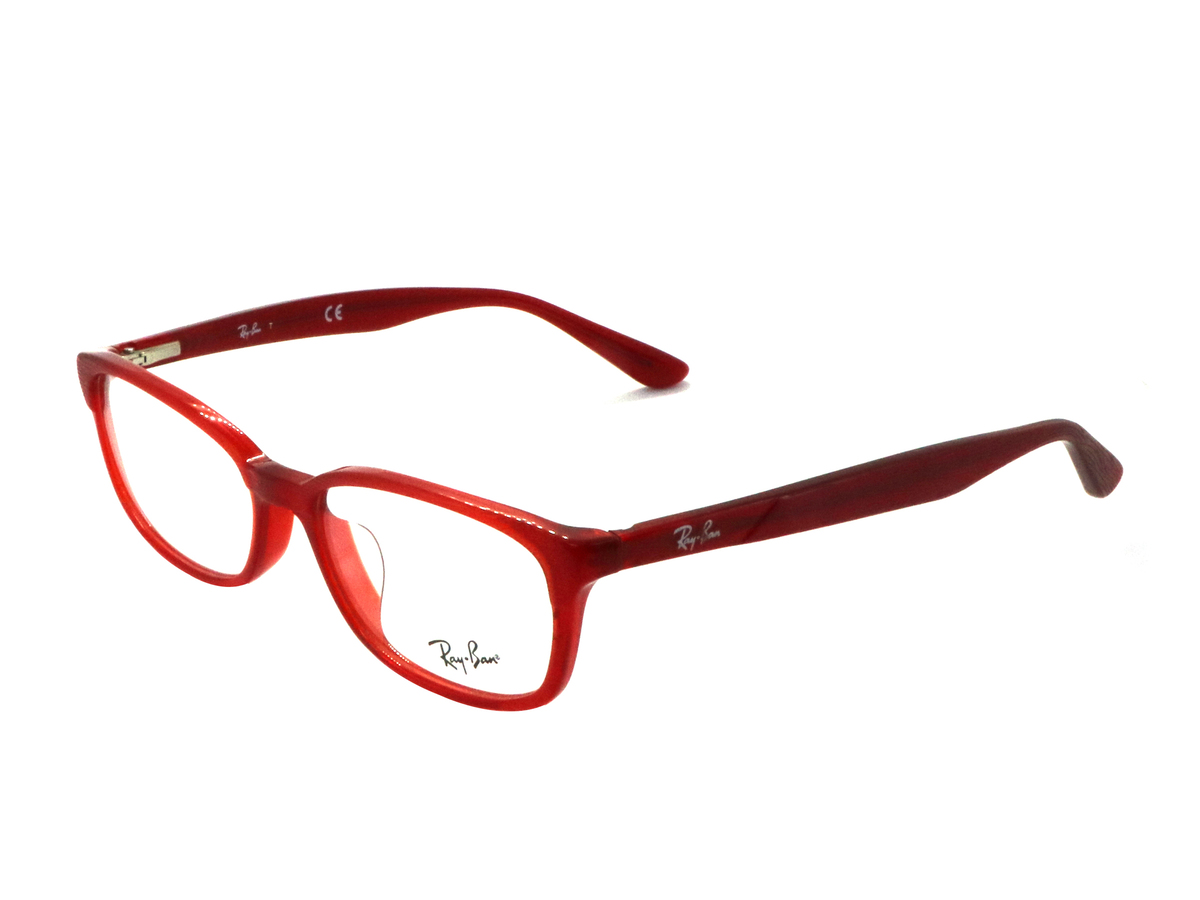Glasses 0RX5333D red