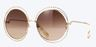 Sunglasses CE114ST gold/brown