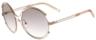 太陽眼鏡 CE122S 玫瑰金/桃色
