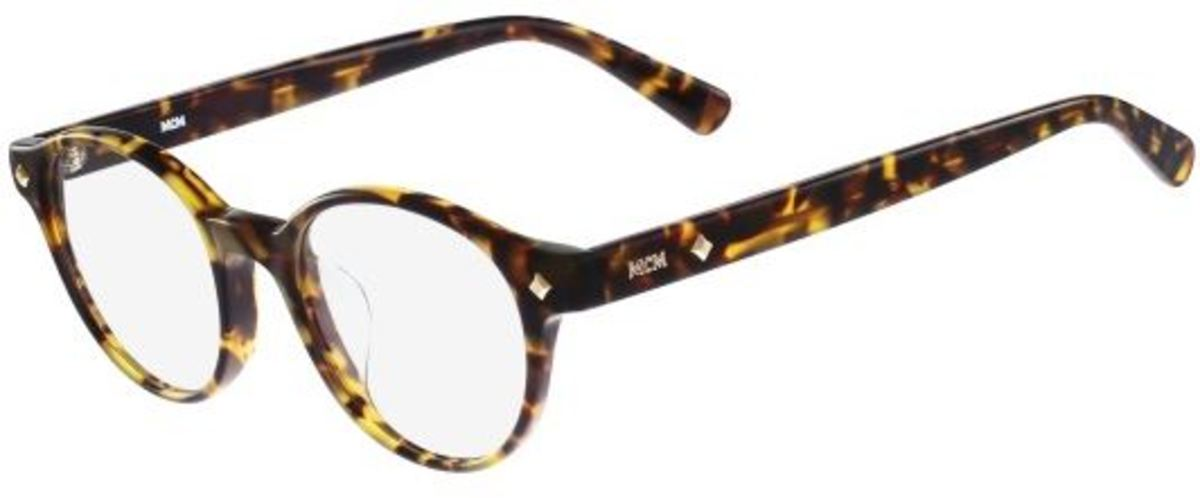 眼鏡 MCM2605A 復古玳瑁色