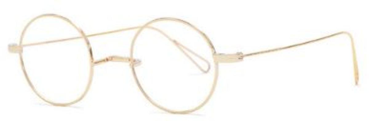 Glasses SC-Hem01 gold