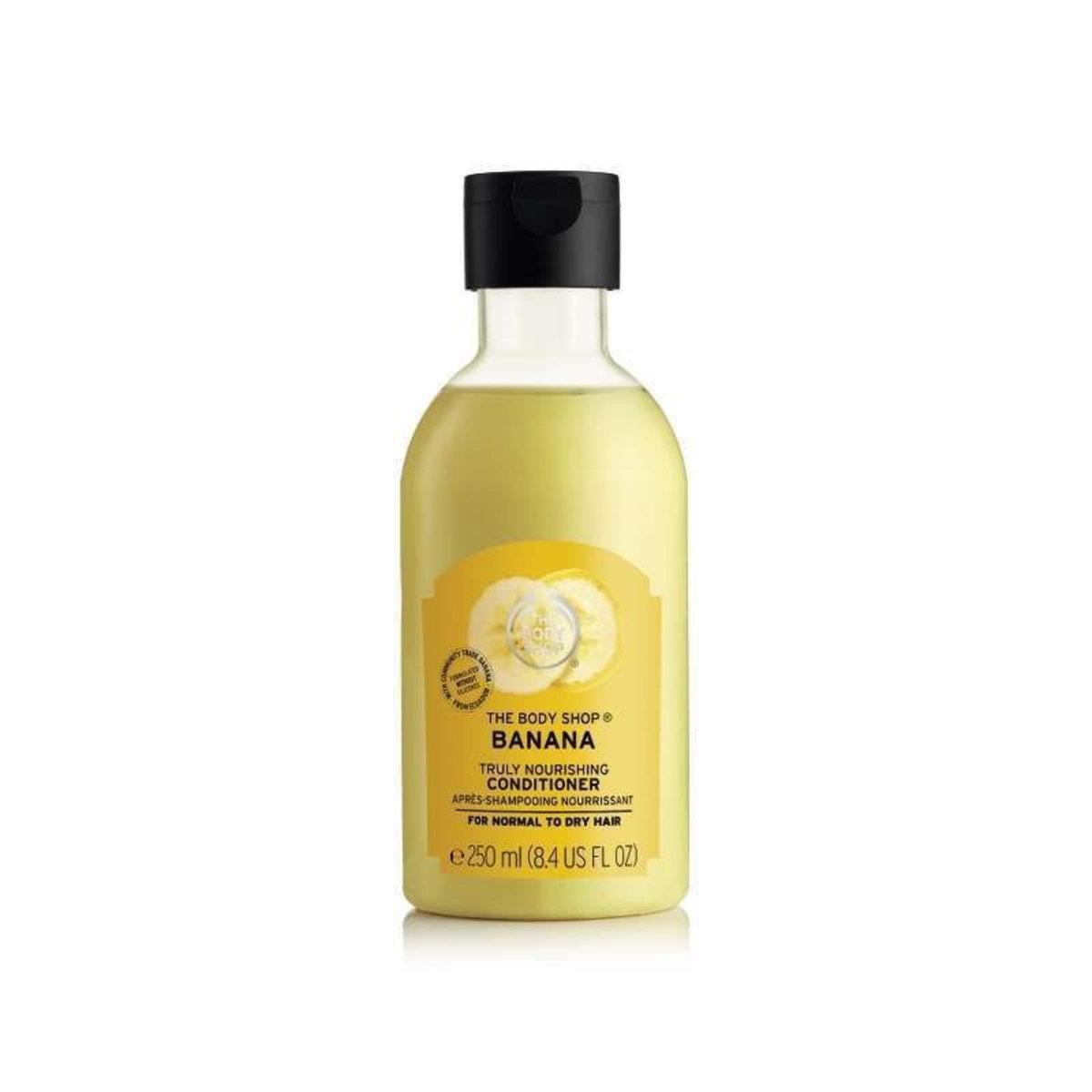 The Body Shop 香蕉護髮素 250ml (平行進口)