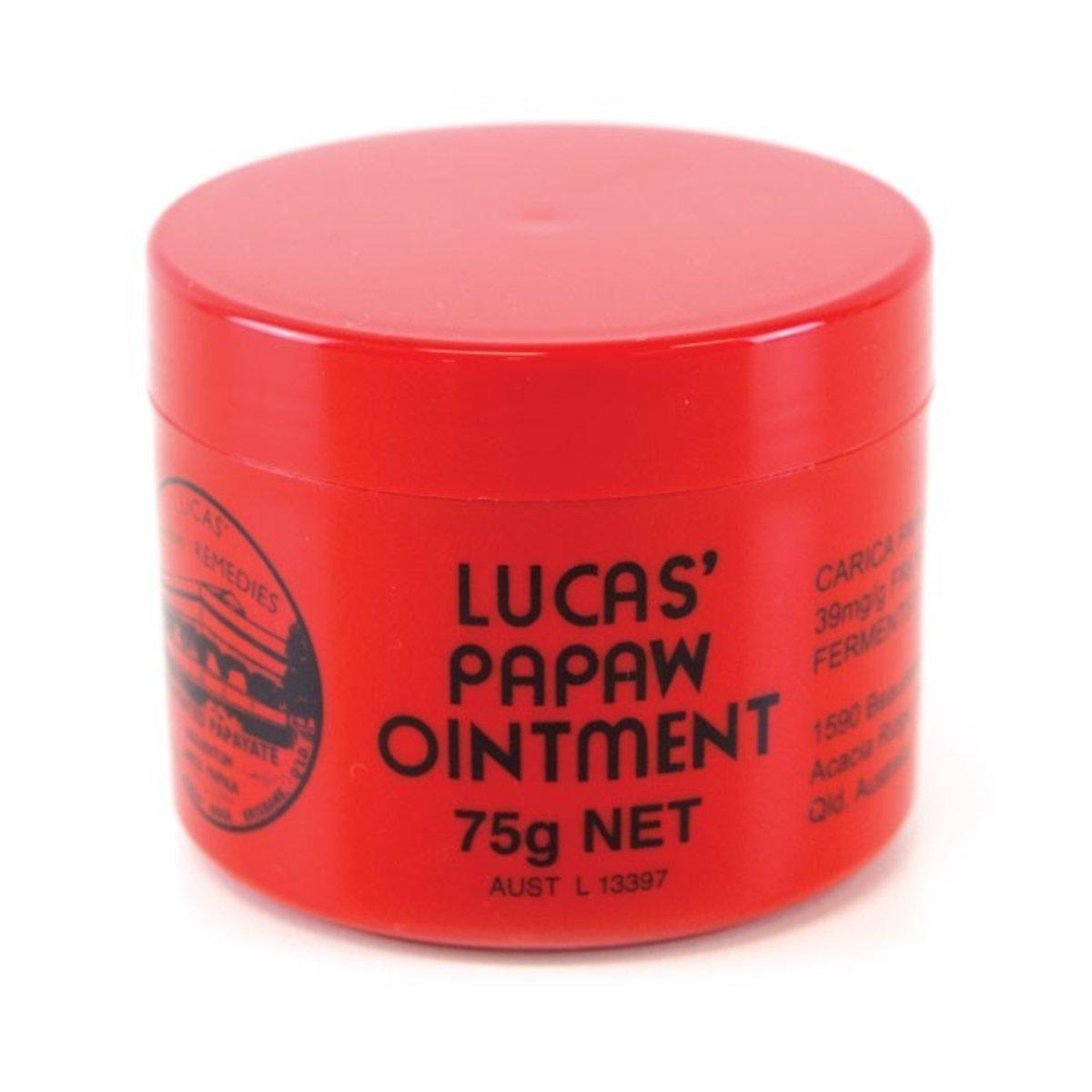 Lucas Papaw 萬用木瓜膏75g (平行進口)