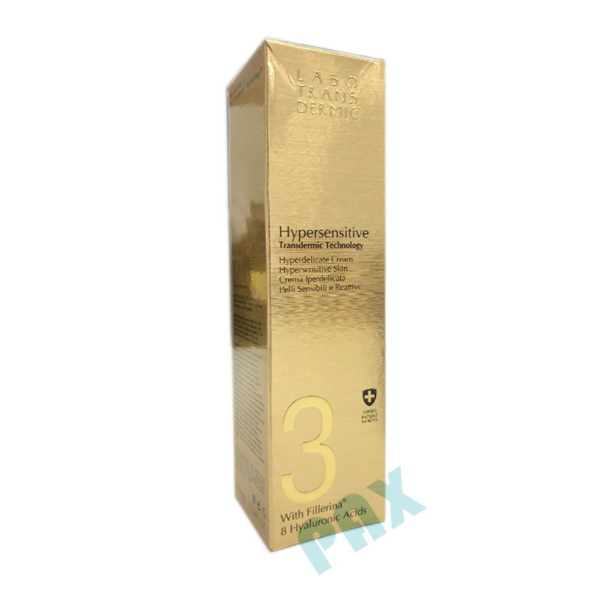 LABO TRANSDERMIC Hyperdelicate Cream 50ml (Parallel imported products)