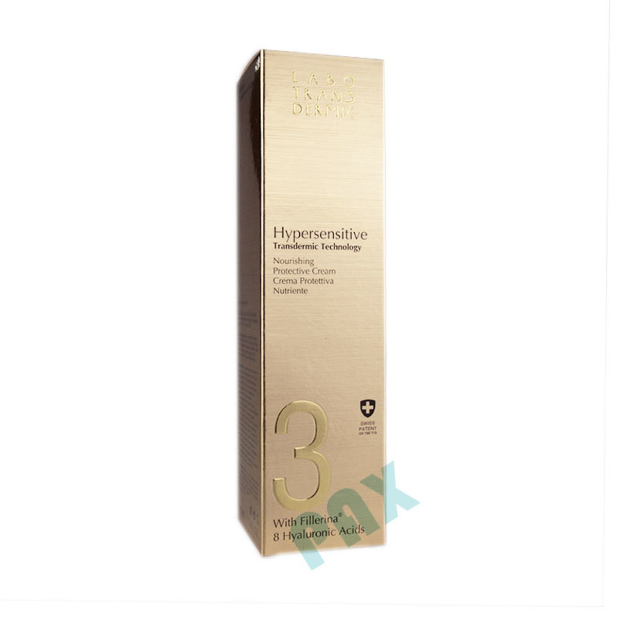 LABO TRANSDERMIC Nourishing Protective Cream 50ml (Parallel imported products)