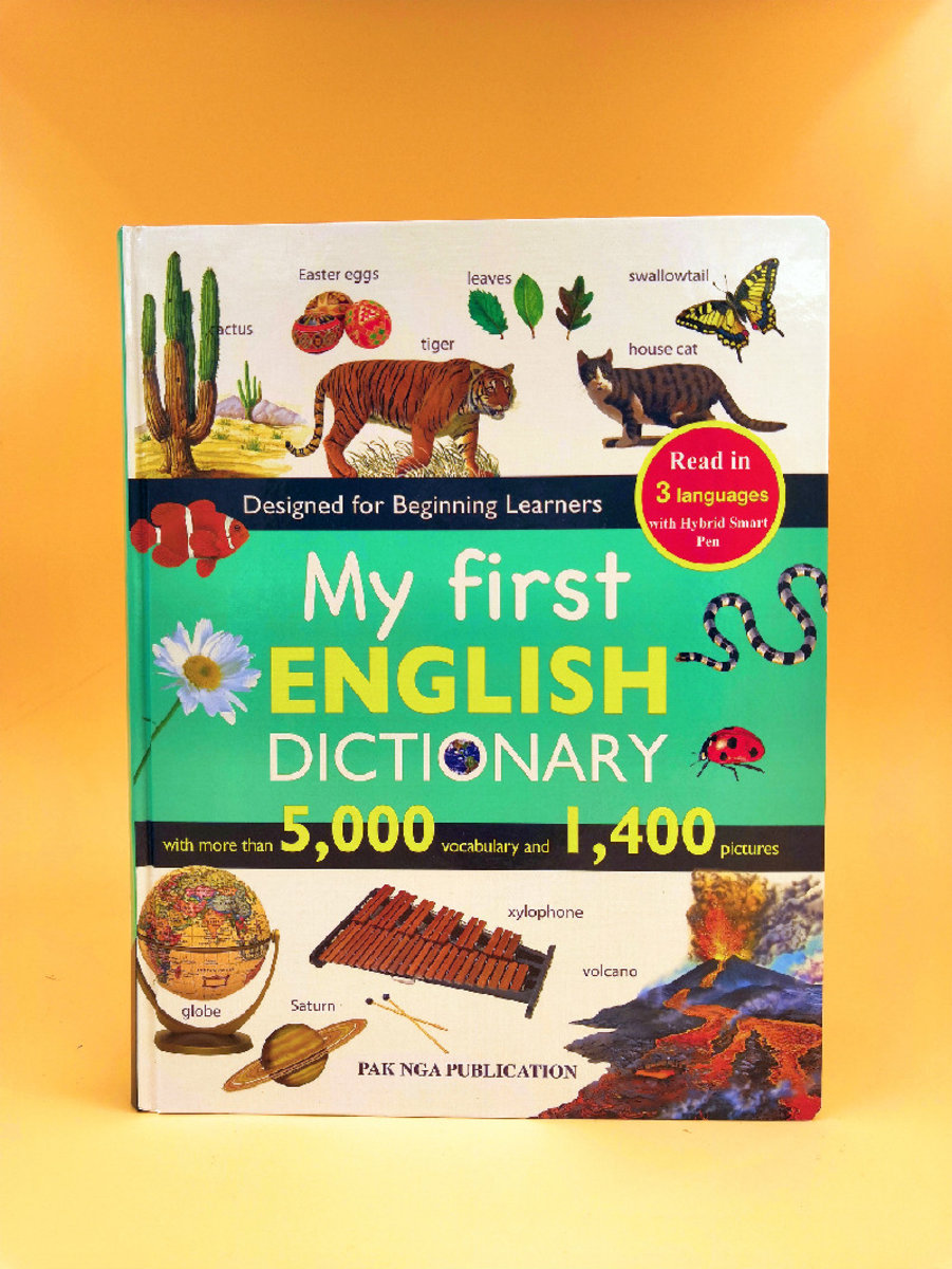 My First English Dictionary 字典(全英語)