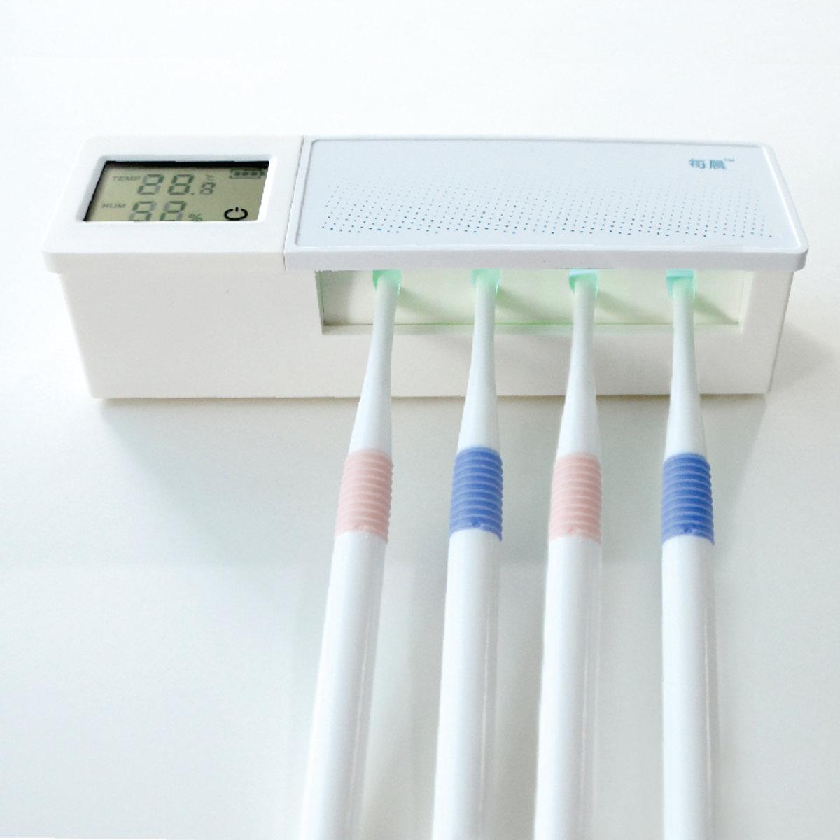 Electric toothbrush / manual toothbrush / UV sterilizer toothbrush sterilizer / toothbrush holder
