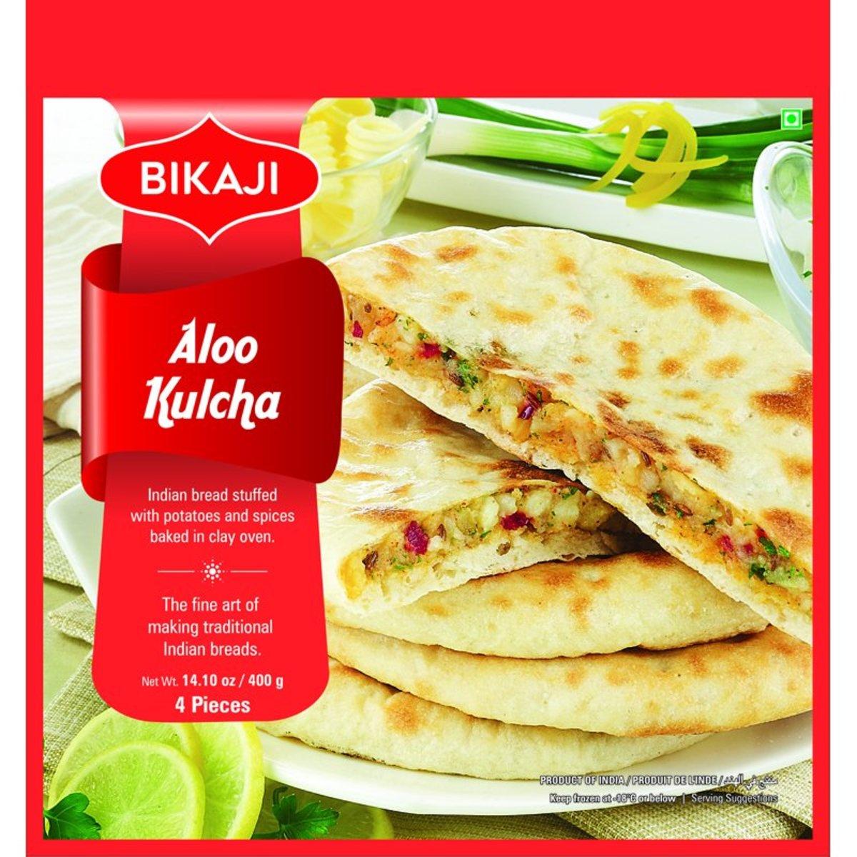Aloo Kulcha 400 gm x 2