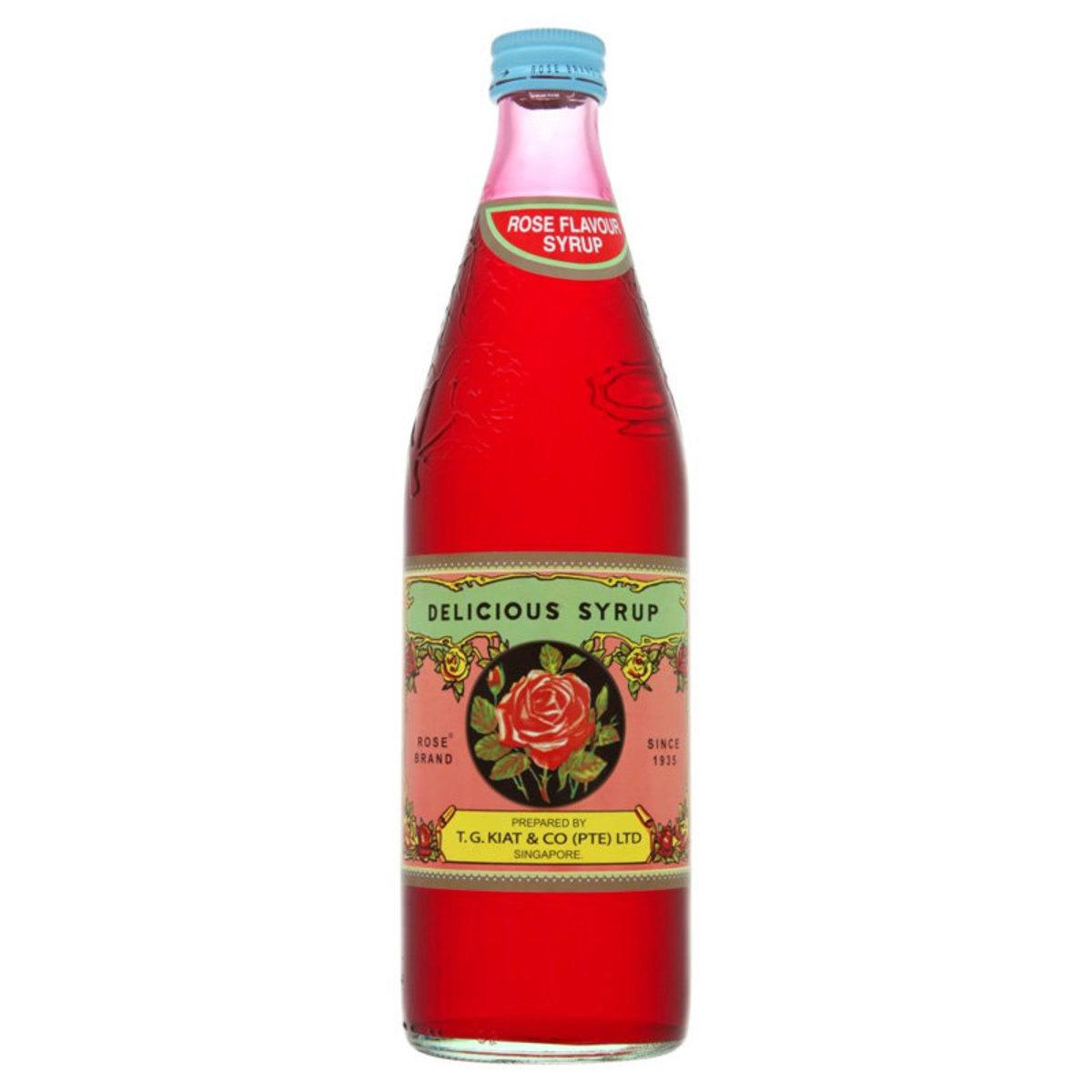 Rose Brand Rose Syrup 750 ml