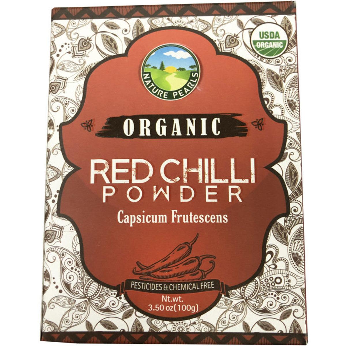Organic Red Chilli Powder 100 gm x 2