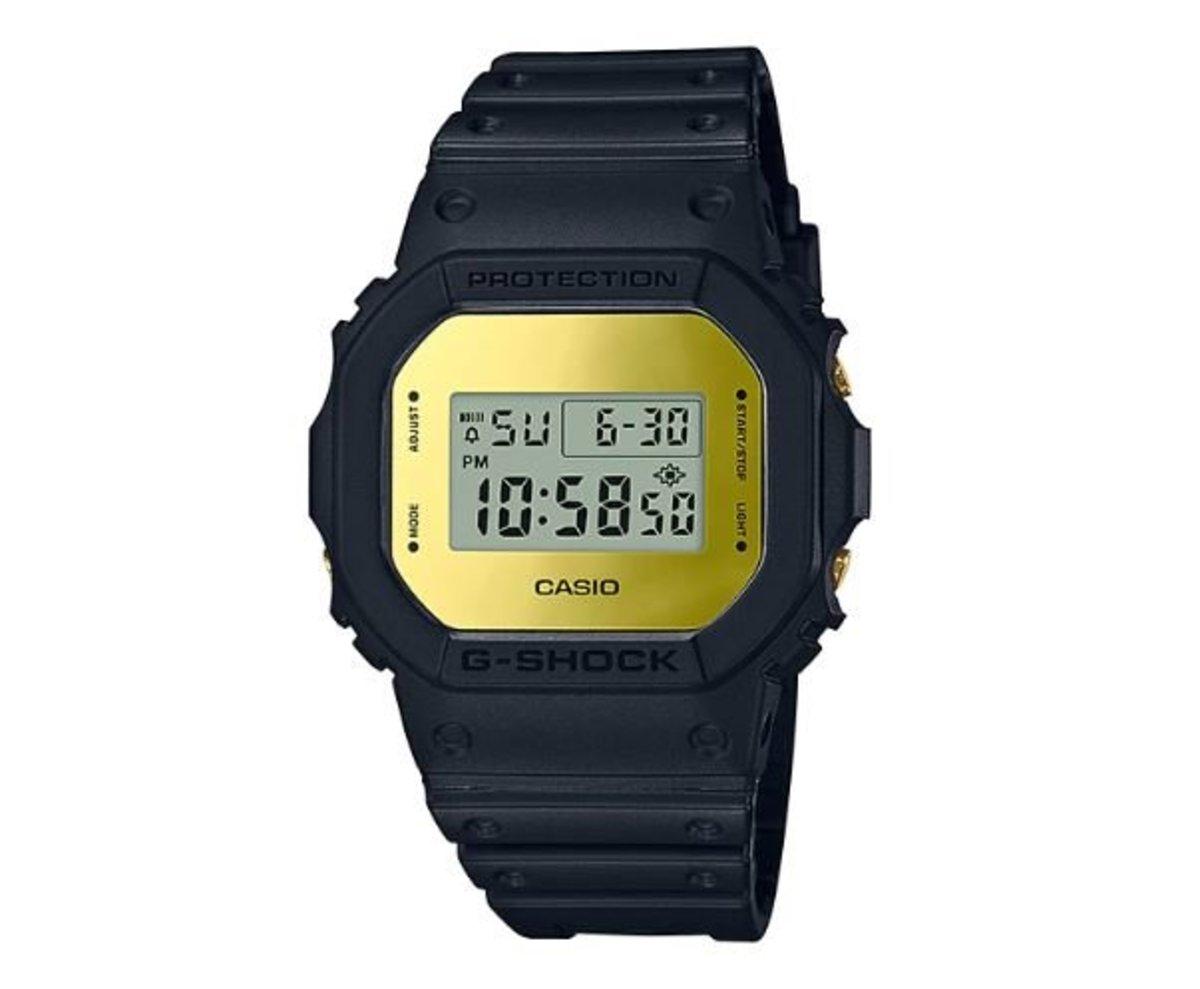 DW-5600BBMB-1DR (特別顏色型號) 手錶 ** 1年保養 **