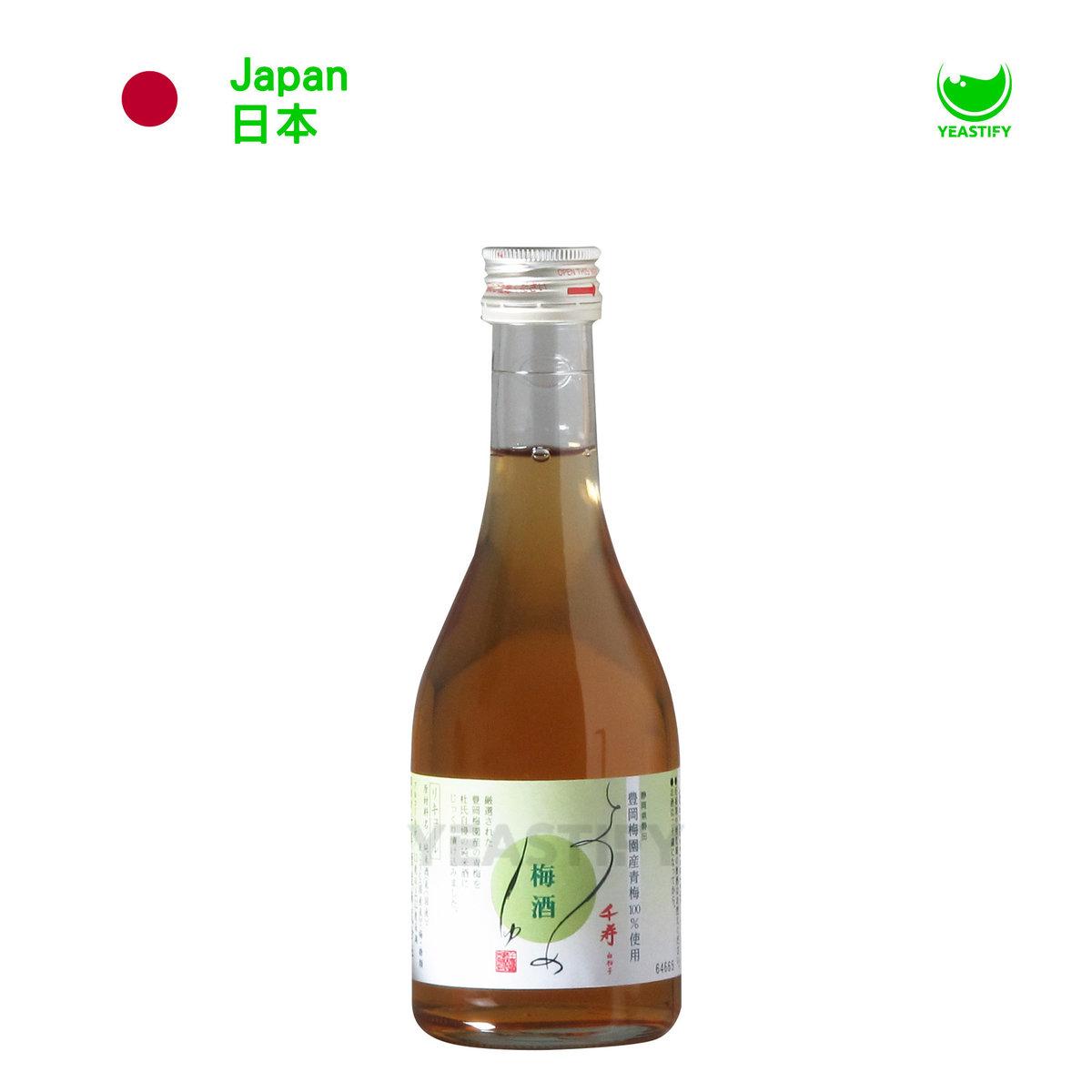 Plum Wine 千壽 本格梅酒