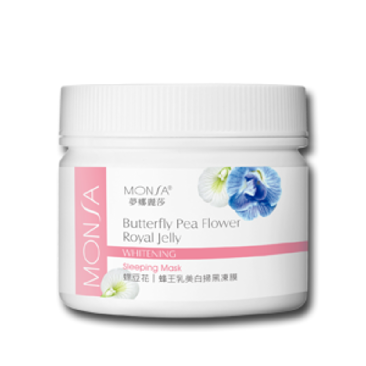 Soapberry Butterfly Pea Flower Royal Jelly(Sleep Mask)