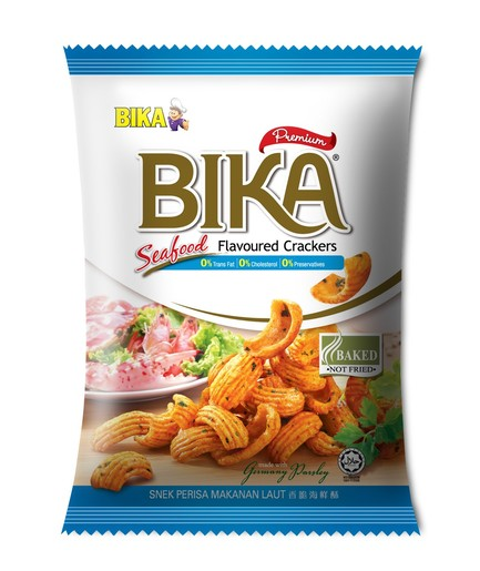 Seafood Flavoured Crackers (Premium)