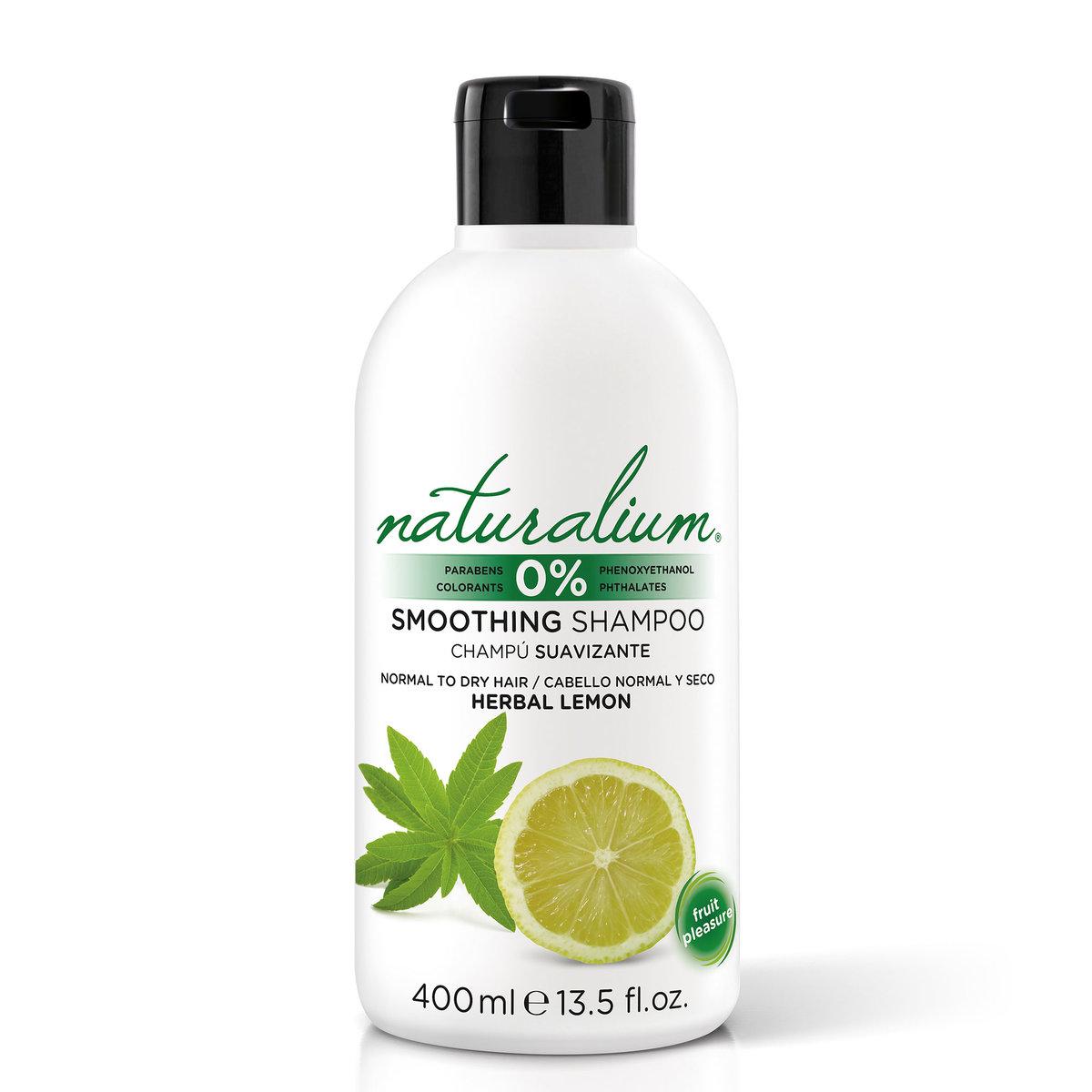 Naturalium Herbal Lemon Shampoo 400ml