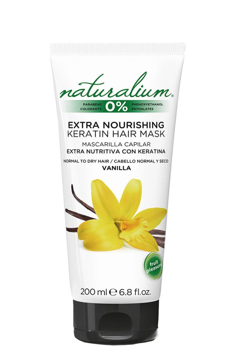Naturalium Hair Mask Vanilla 200ml