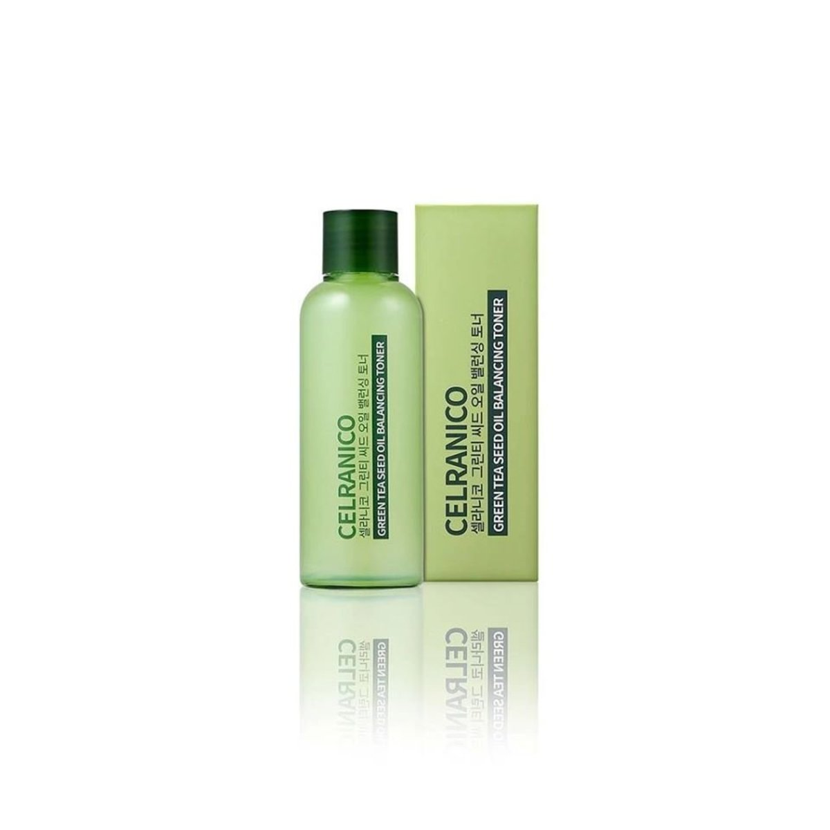 Celranico Green Tea Seed Oil Balancing Toner 180ml [Parallel Import Product]-Special Price