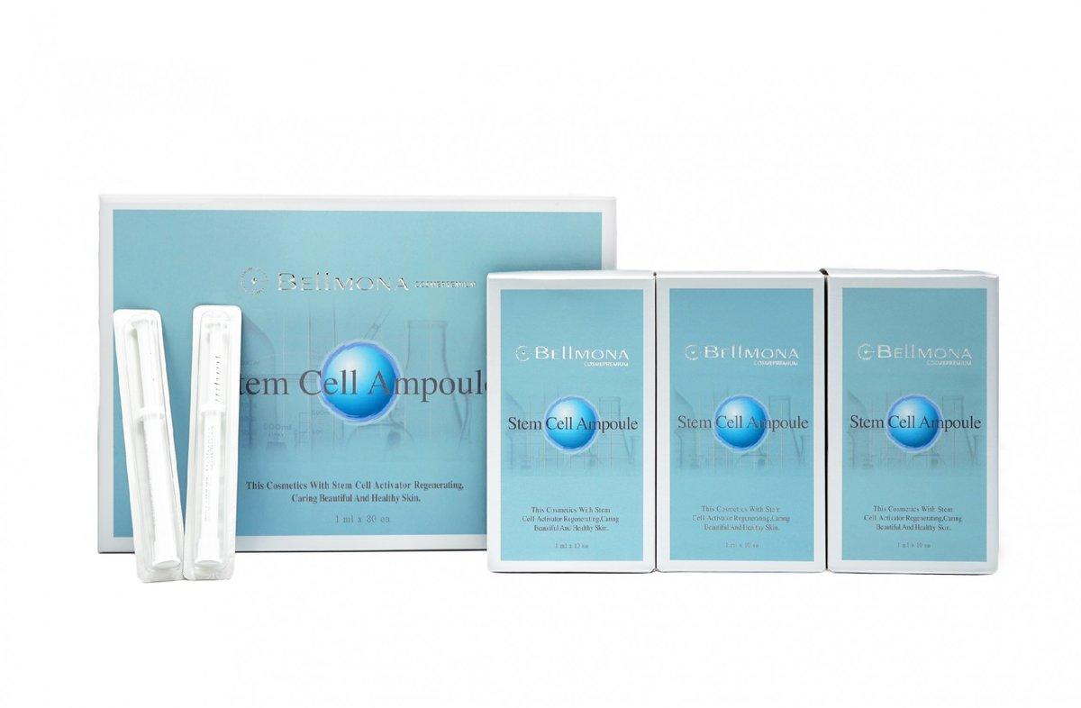 Bellmona Stem Cell Ampoule 1ml x 30ea [Parallel Import Product]
