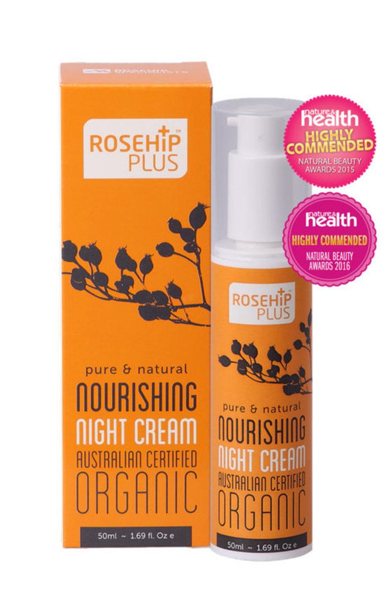 【Dealer Goods】Rosehip Plus Nourishing Night Cream 50ml
