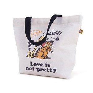加菲貓 Garfield 加菲貓中型手挽袋 飯盒袋