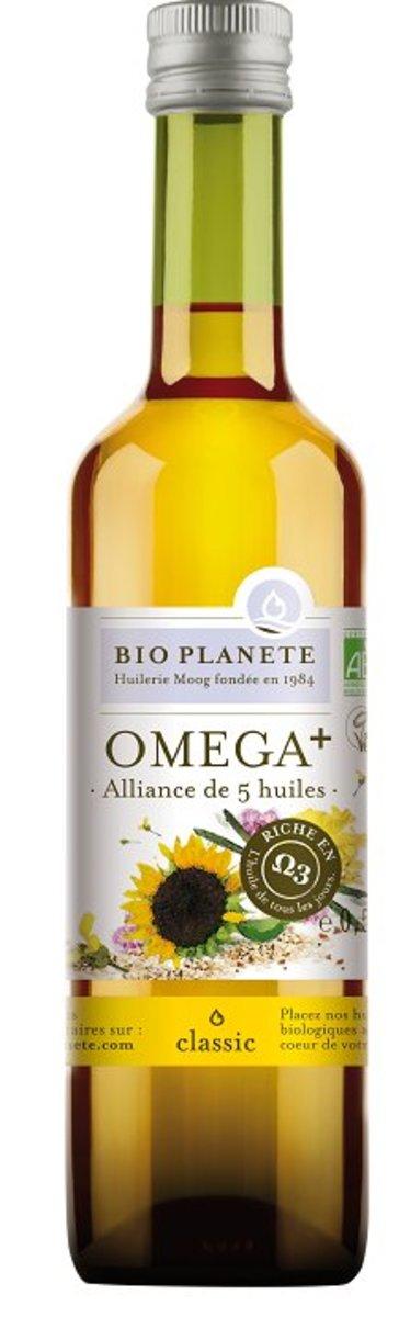 Organic Omega+ Oil (500 ML)