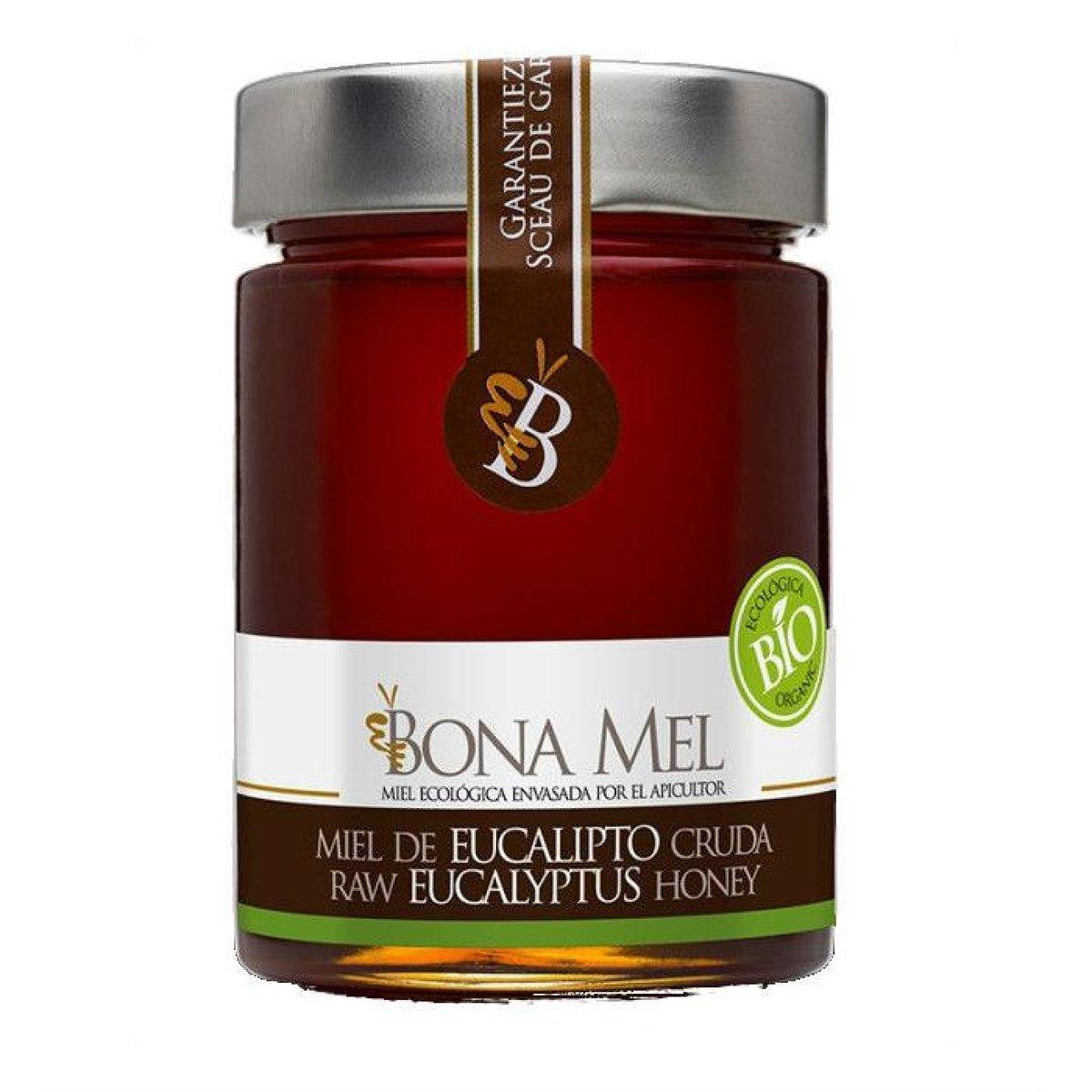 Organic Raw Eucalyptus Honey (300G)