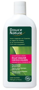 Douce Nature 有機護色亮澤洗髮露 – 染髮髮質(300毫升)
