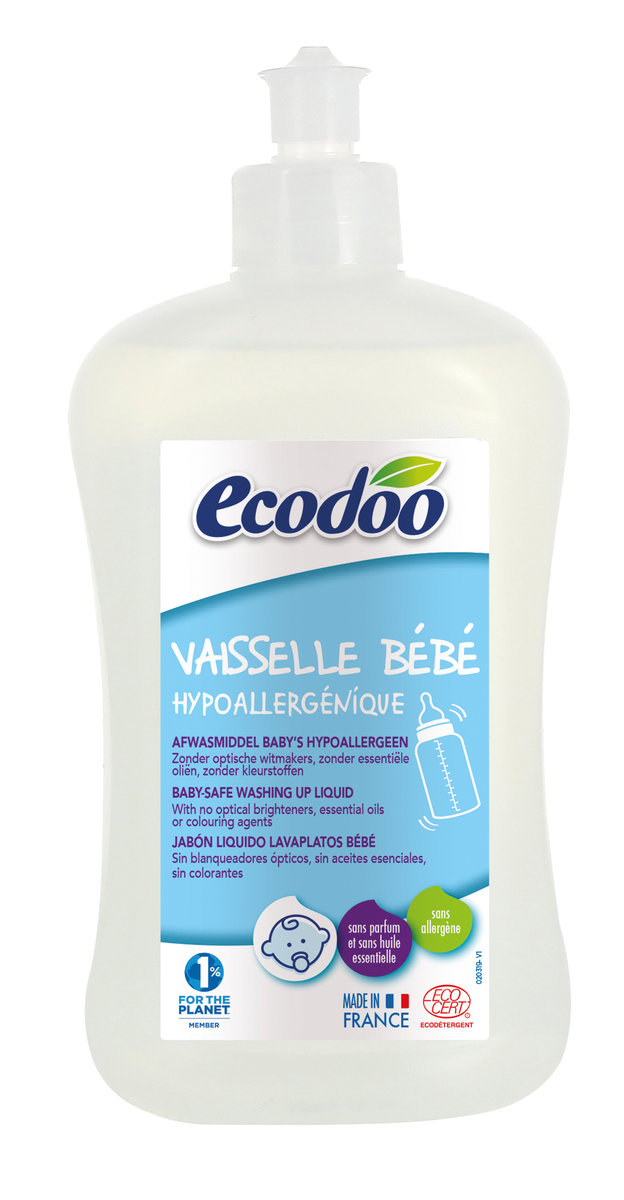 Baby-safe Washing up Liquid (500 ML)