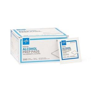 Medline 70%消毒酒精抺紙 (美國直接進口, 200/盒, 抗肺炎)