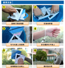 (Random Color) Magnetic Double Sided Glass Window Cleaner